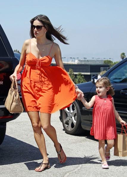 Alessandra+Anja Summer Street Style