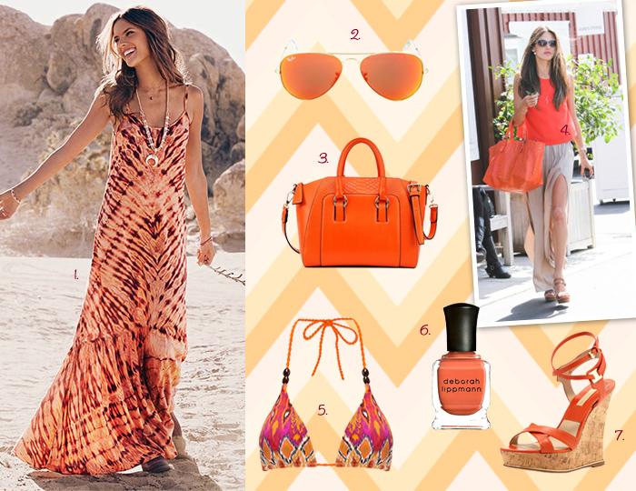 Summertime Tangerine