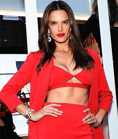 Alessandra+Ambrosio+Schutz+Shoes+Launch