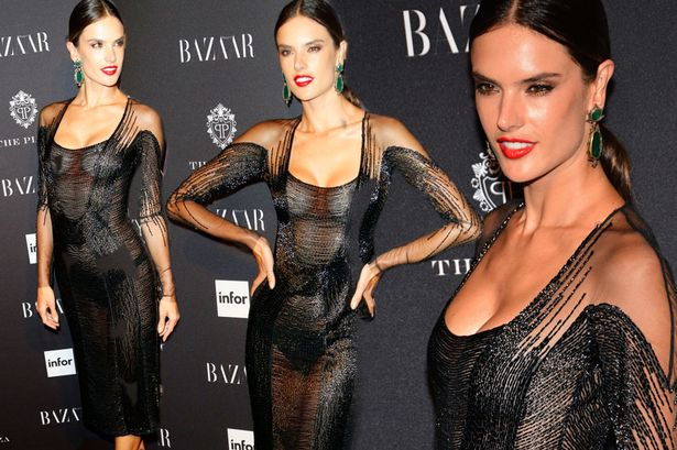 Alessandra-Ambrosio-Harpers-Bazaar-Icons-Party