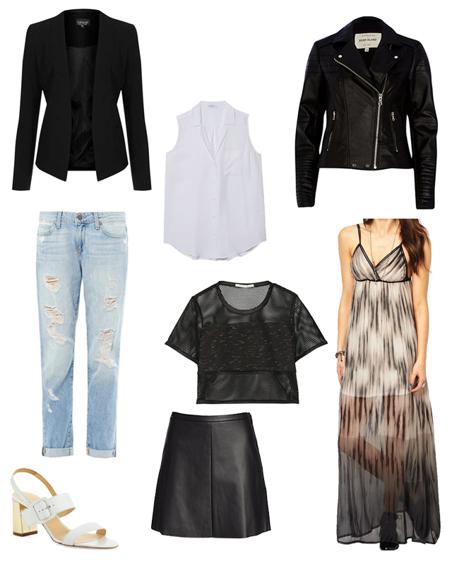 Mastering the Sheer Trend Outfits