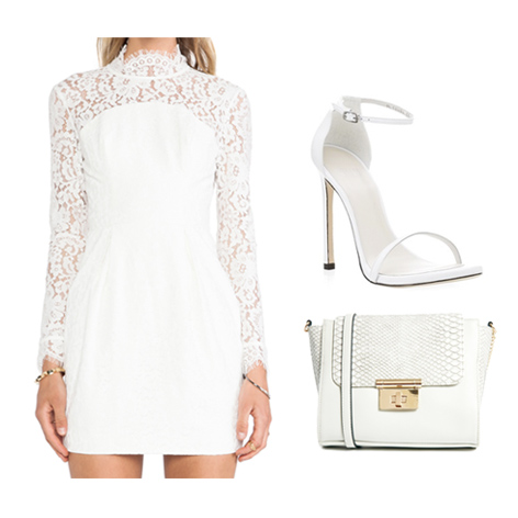 Wear White After Labor Day - Outfit 2