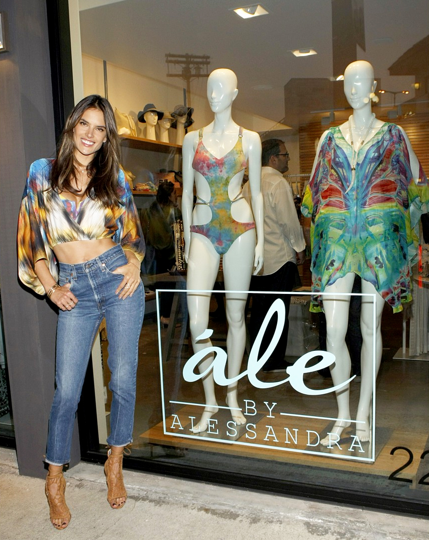 The Launch: ále by Alessandra Swimwear at Everything But Water