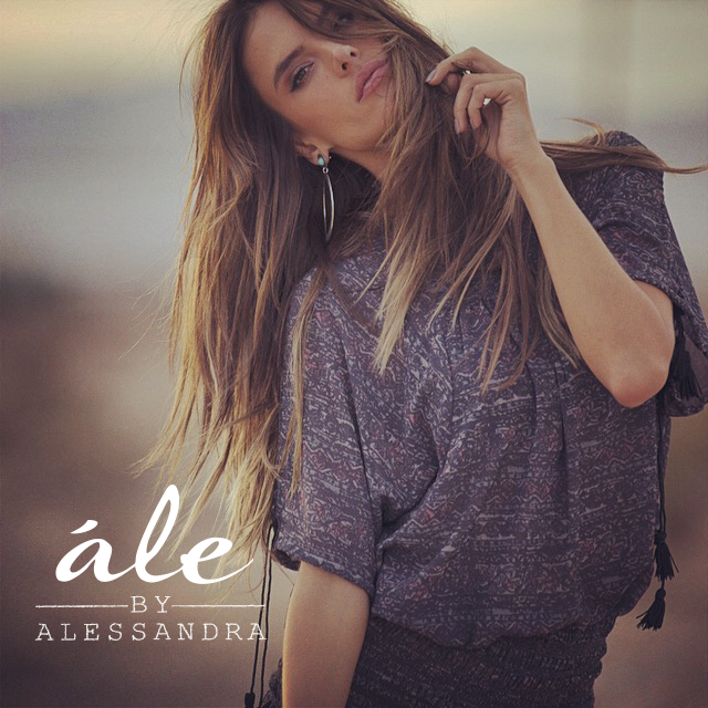 ále by Alessandra: Fall/Holiday Collection at Planet Blue