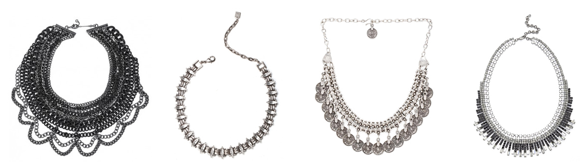 red carpet accessories - statement necklace