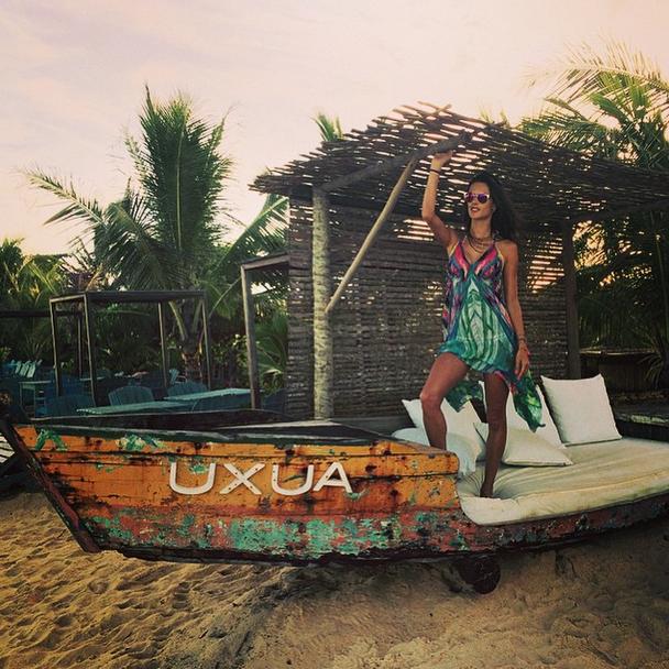 Getaway: Uxua in Trancoso, Bahia, Brazil