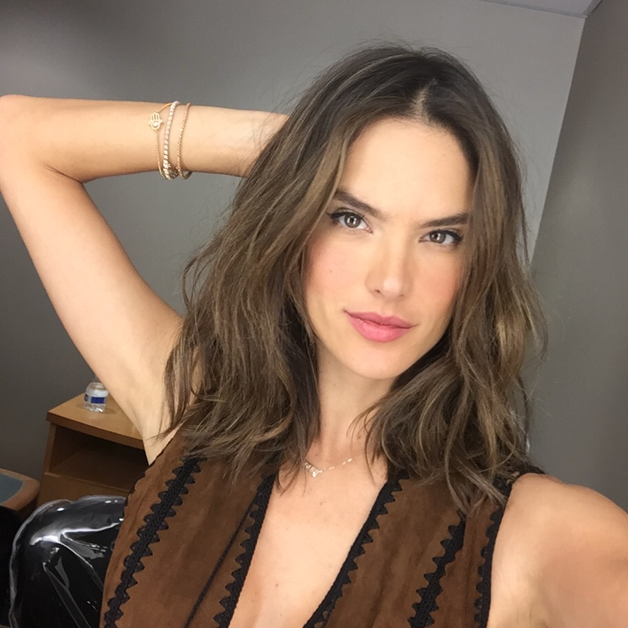 Current Obsession: Alessandra's New Haircut
