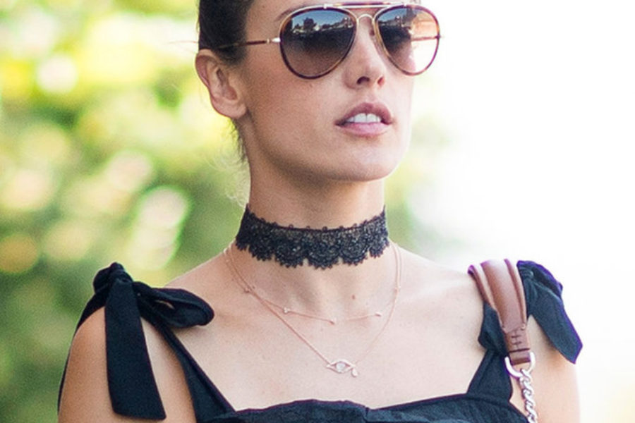 Current Obsession: Chokers