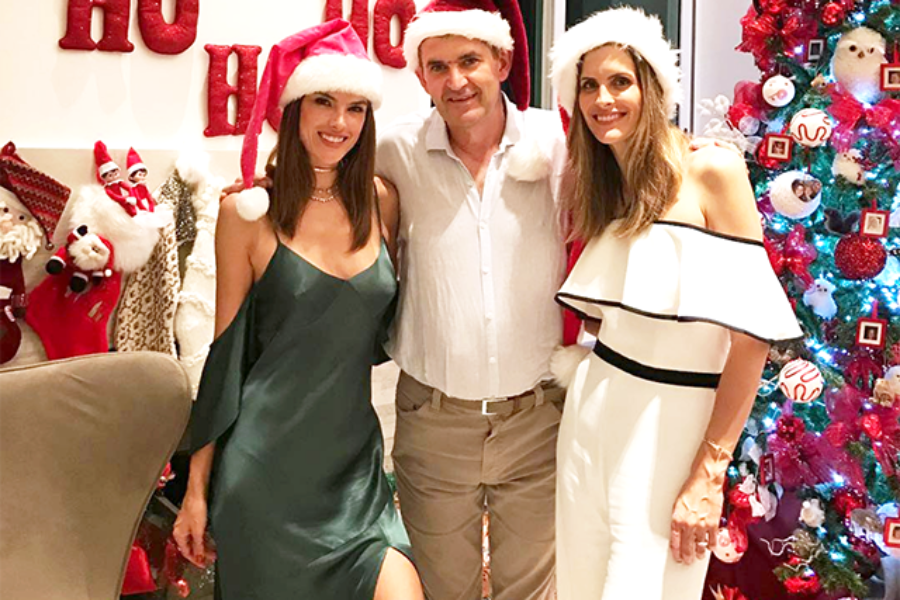 Home For The Holidays with Alessandra
