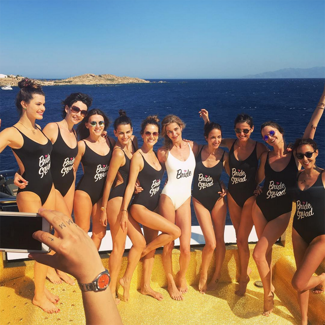 Why You Need a Girl Squad Like Alessandra Ambrosio