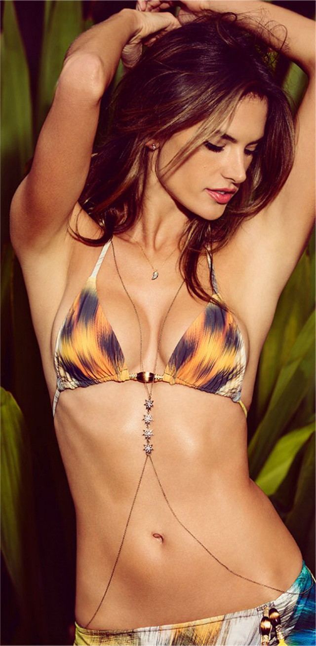 Bling For Your Bikini