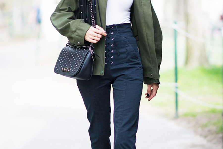Going Military for Fall